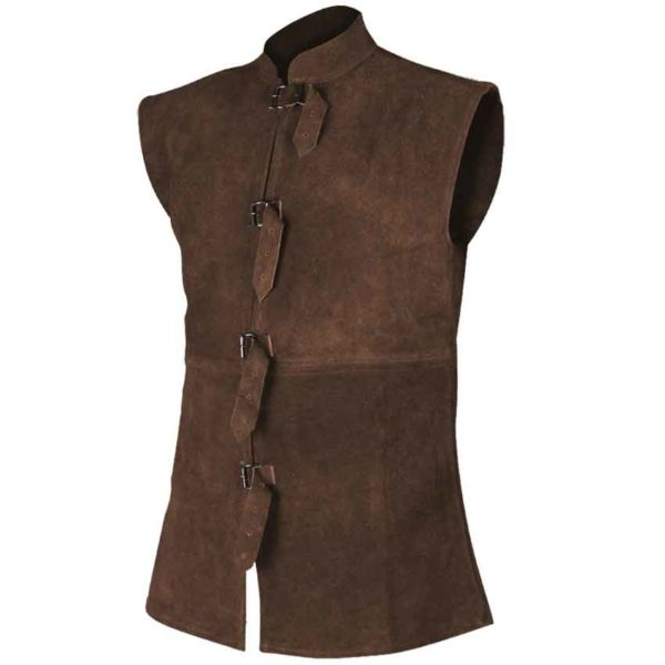 Orthello Suede Leather Vest