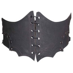 Maren Leather Waist Cincher