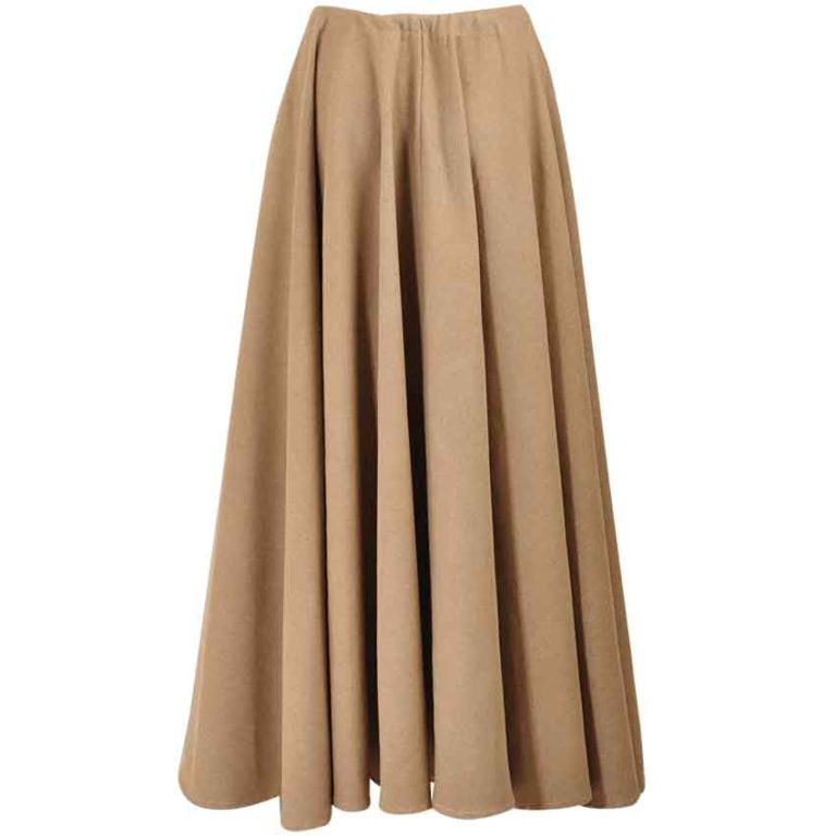 Ursula Premium Canvas Skirt