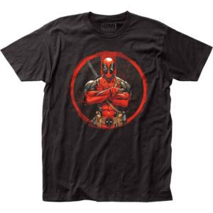 Deadpool Crossed Arms T-Shirt