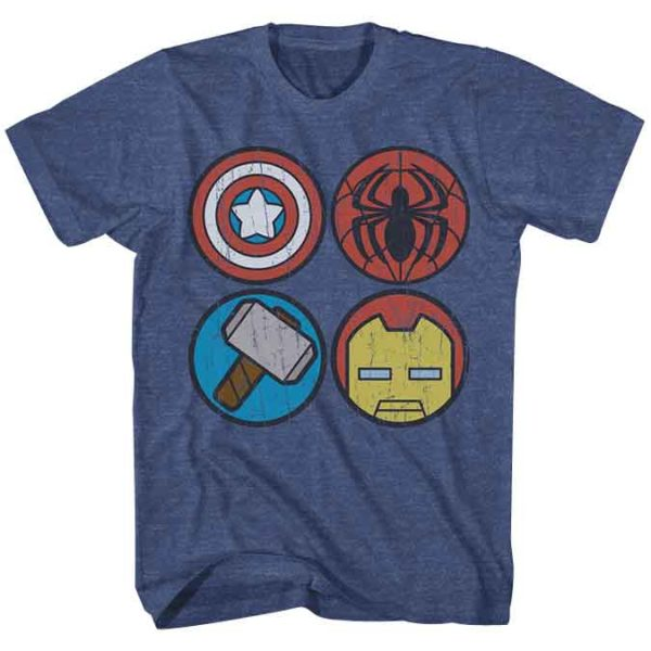 Marvel Icons Youth T-Shirt