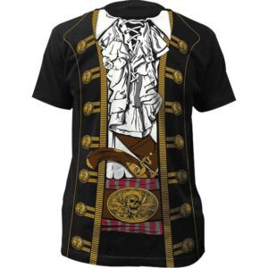 Pirate Costume T-Shirt