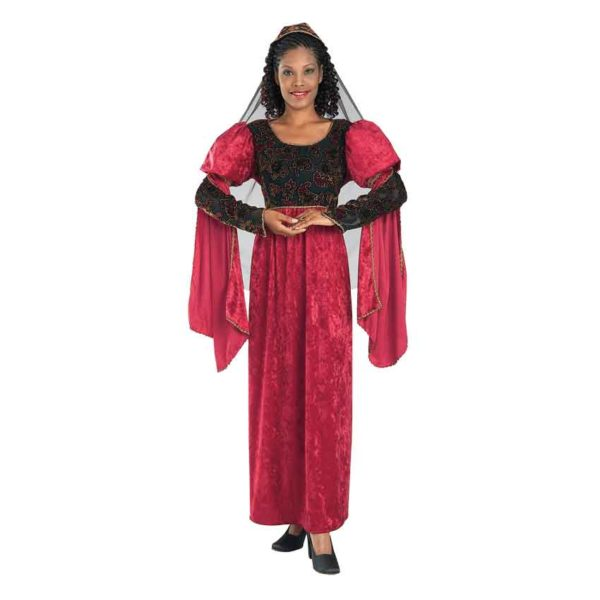 Womens Lady in Waiting Costume