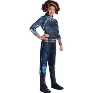 Girls Age of Ultron Black Widow Costume