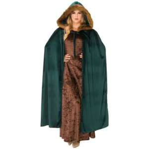 Woodland Hunter Cloak