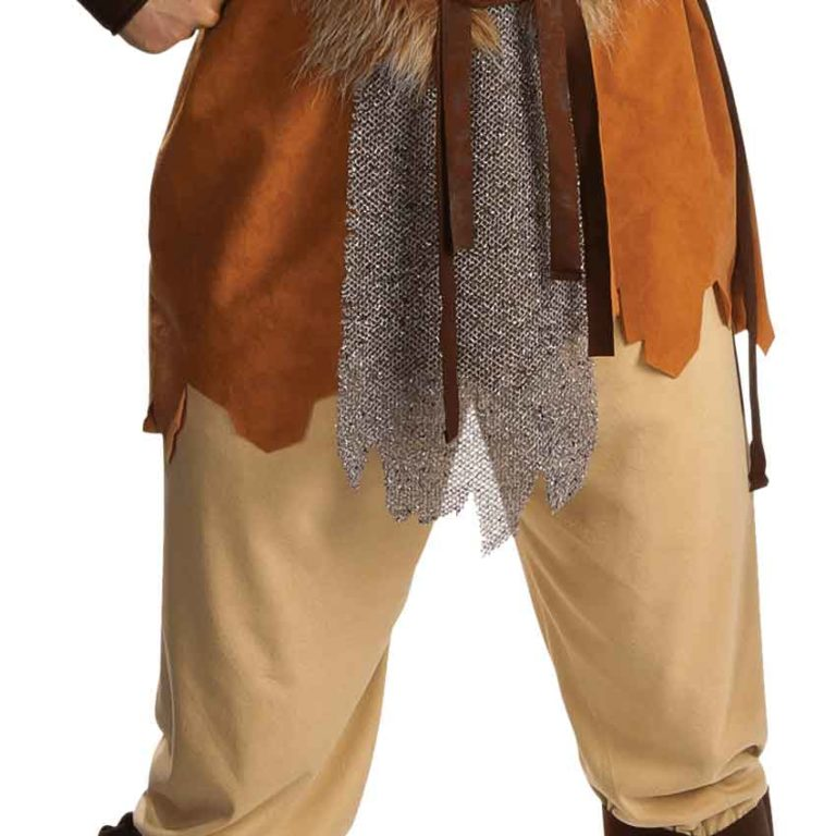 Mens Viking Warrior Costume