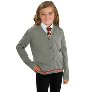 Kids Hermione Granger Sweater and Tie