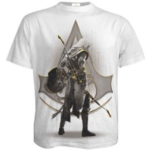 Assassins Creed Origins White T-Shirt