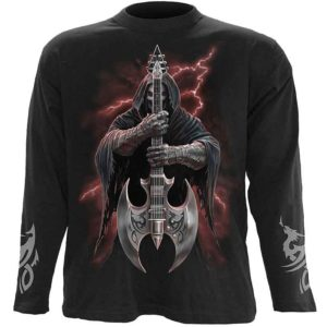 Rock God Long Sleeve T-Shirt