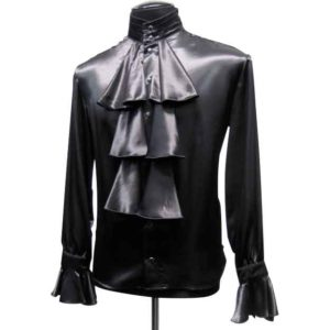 Louis XIV Satin Shirt