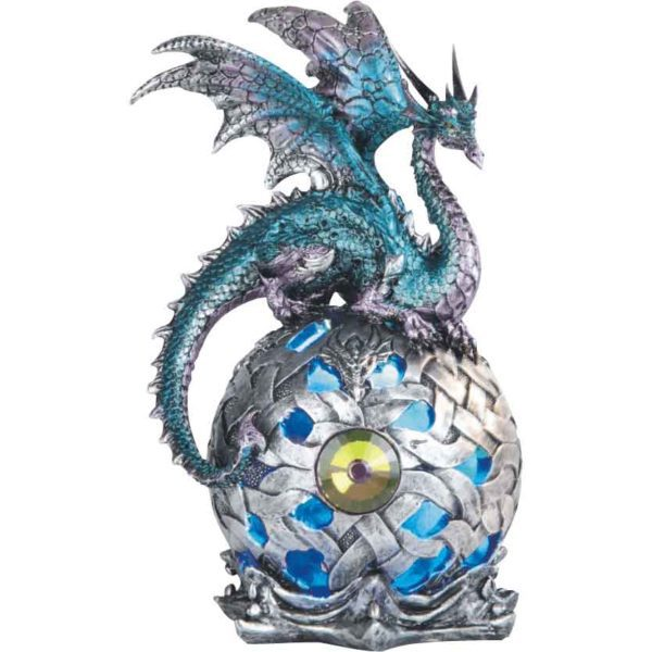 Blue Dragon LED Globe