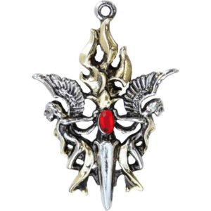 Guardian Angels Necklace