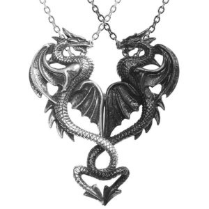Dragon Tryst Necklace