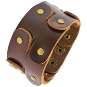 Overlapping Viking Bracelet