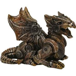 Steampunk Geared Dragon