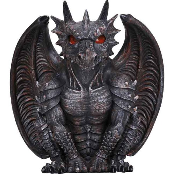 Guardian Dragon Candle Holder