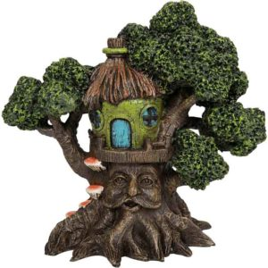 Green Treehouse Greenman Statue