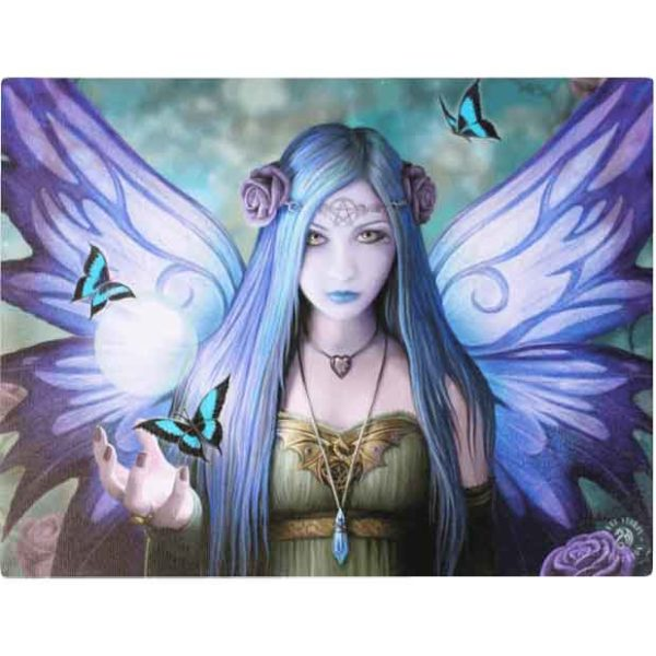 Mystic Aura Canvas Print by Anne Stokes