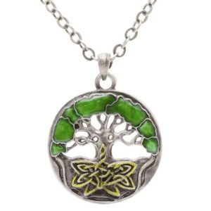 Celtic Tree Of Life Necklace