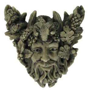 Small Cernunnos Wall Plaque