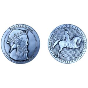 Richard the Lionheart Coin