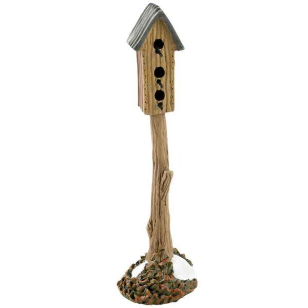 Woodland Birdhouse - Accessory Buildings and Figurines by Department 56