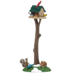 Woodland Bird Feeder - Accessory Buildings and Figurines by Department 56