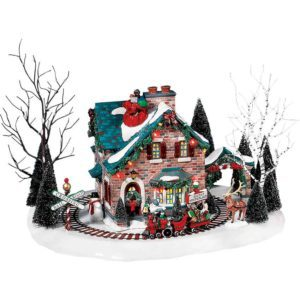 Santa's Wonderland House - North Pole Series by Department 56