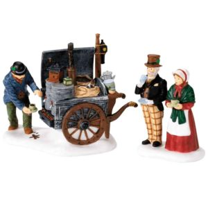 The Coffee Stall - Dickens Village by Department 56