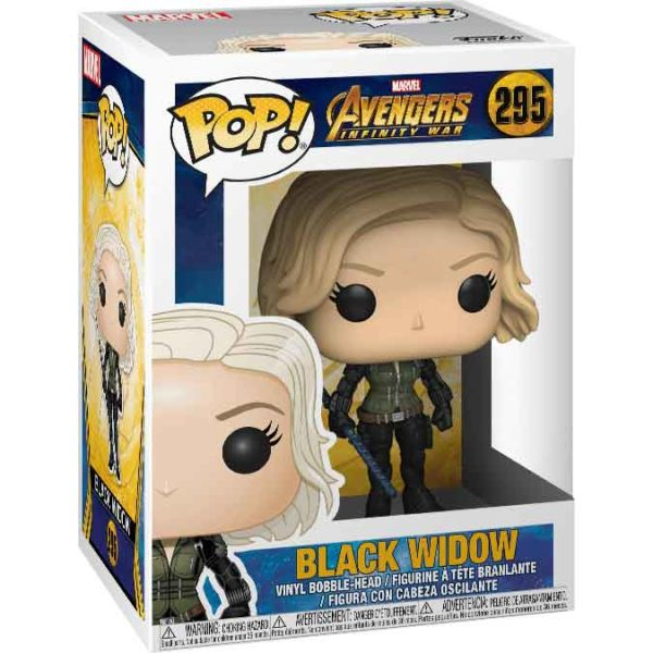 Infinity War Black Widow POP Figure