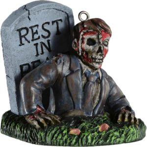 Rising Zombie Horror Ornament