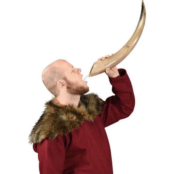 Aesir Drinking Horn with Stand
