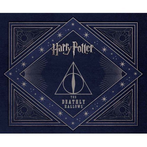 Harry Potter Deathly Hallows Deluxe Stationery Set
