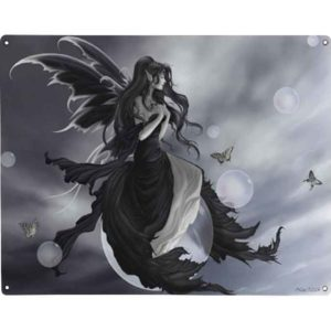 Gathering Storm Metal Fairy Sign