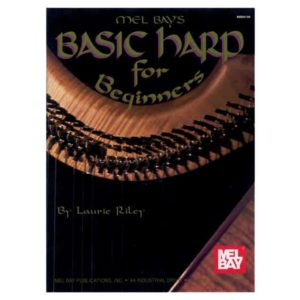 Basic Harp for Beginners Book