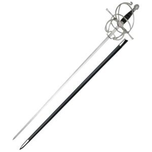 Leather Wire Hilt Rapier