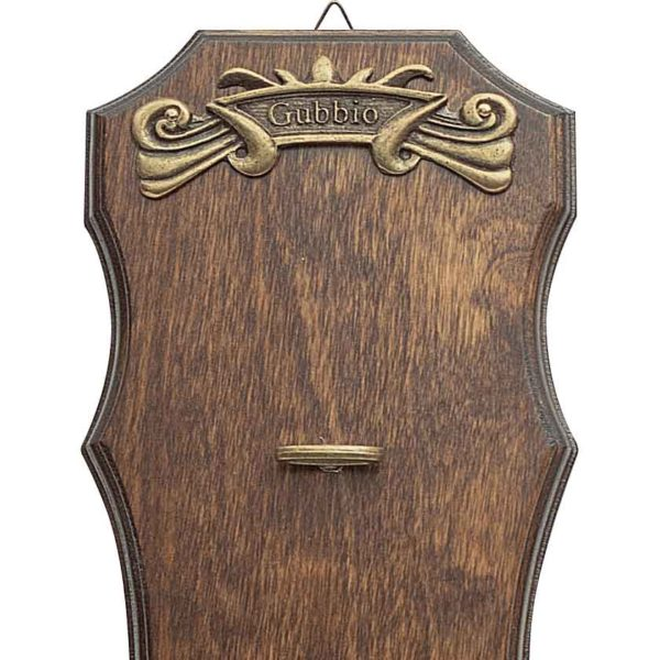 Wooden Display Plaque for Letter Openers