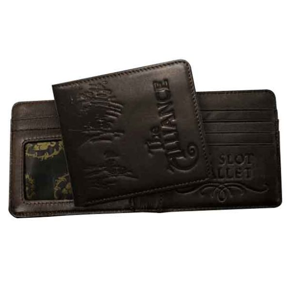 WoW Alliance Crest Leather Wallet