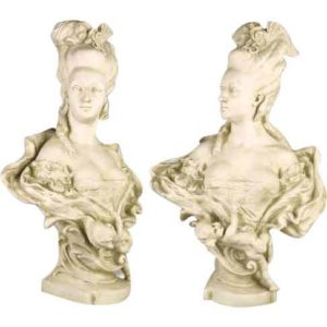 Victorian Mother Bust