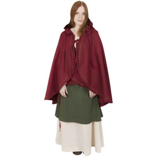 Womens Medieval Scandinavian Outfit