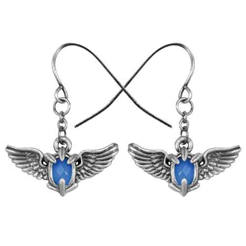 Winged Earrings