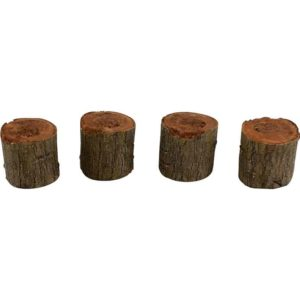 Wooden Fairy Stools