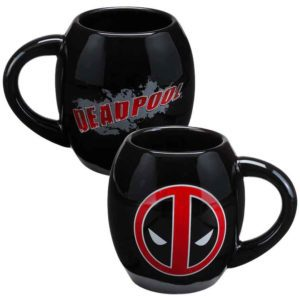 Marvel Deadpool Oval Mug