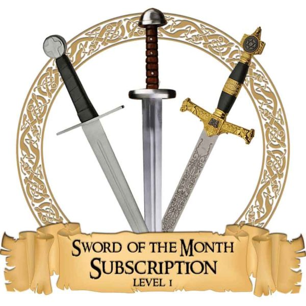 Sword of the Month Subscription - Level 1