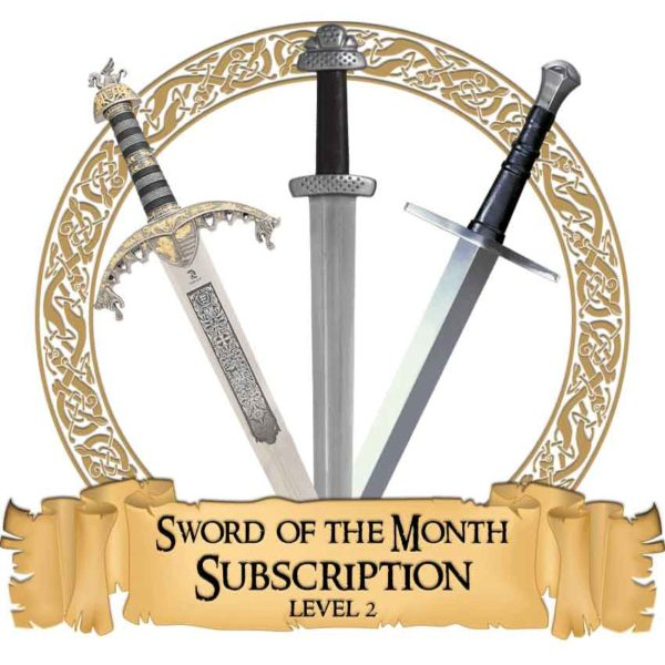 Sword of the Month Subscription - Level 2