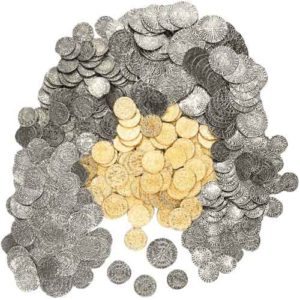 50 Mixed Medieval Replica Coins