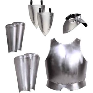 Steel Lucas Armour Set