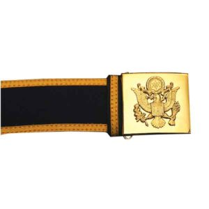 Military Sword Belts