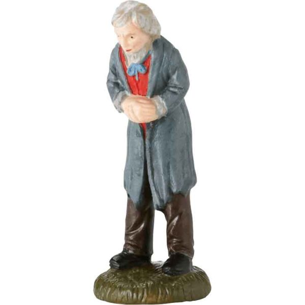 Old Man Of The Gables - New England Village by Department 56