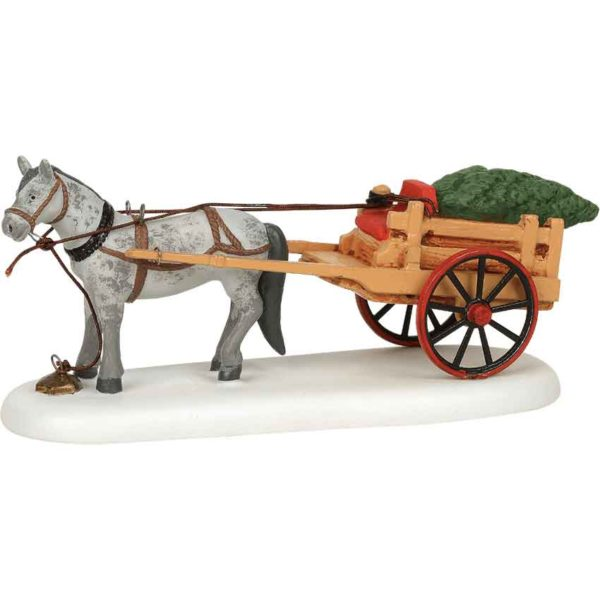 Christmas Delivery - New England Village Accessories by Department 56